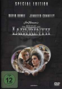 Labyrinth (Special Edition), DVD