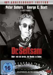 Dr. Seltsam (40th Anniversary Edition ), 2 DVDs