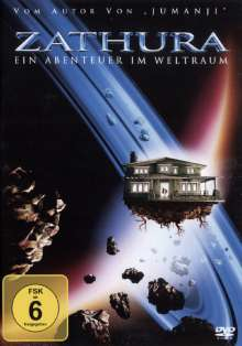 Zathura - Ein Abenteuer im Weltraum, DVD