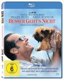 Besser geht's nicht (Blu-ray), Blu-ray Disc