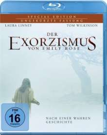 Der Exorzismus von Emily Rose (Blu-ray), Blu-ray Disc