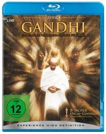 Gandhi (Blu-ray), 2 Blu-ray Discs