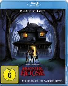 Monster House (Blu-ray), Blu-ray Disc