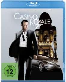 James Bond: Casino Royale (Blu-ray), Blu-ray Disc