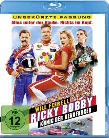 Ricky Bobby - König der Rennfahrer (Blu-ray), Blu-ray Disc