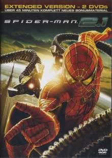 Spider-Man 2 (Extended Version), 2 DVDs