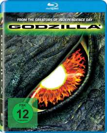 Godzilla (1998) (Blu-ray), Blu-ray Disc