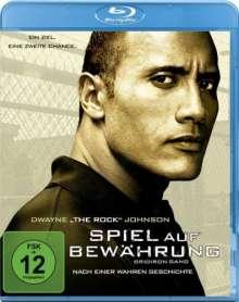 Spiel auf Bewährung (Blu-ray), Blu-ray Disc