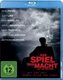 Das Spiel der Macht (Blu-ray), Blu-ray Disc