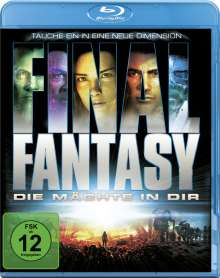 Final Fantasy - Die Mächte in dir (Blu-ray), Blu-ray Disc