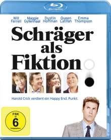 Schräger als Fiktion (Blu-ray), Blu-ray Disc