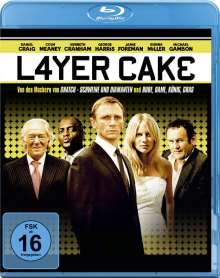 Layer Cake (Blu-ray), Blu-ray Disc