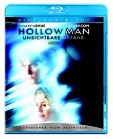 Hollow Man (Director's Cut) (Blu-ray), Blu-ray Disc