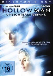 Hollow Man (Director's Cut), DVD