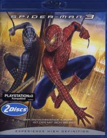 Spider-Man 3 (Special Edition) (2 Blu-ray), 2 Blu-ray Discs
