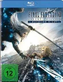 Final Fantasy VII (Director's Cut) (Blu-ray), Blu-ray Disc