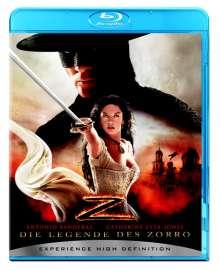 Die Legende des Zorro (Blu-ray), Blu-ray Disc