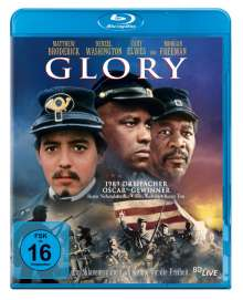 Glory (Blu-ray), Blu-ray Disc