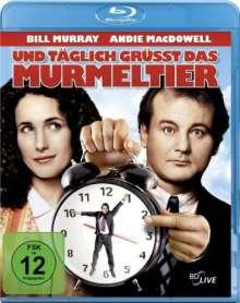 Und täglich grüßt das Murmeltier (Blu-ray), Blu-ray Disc