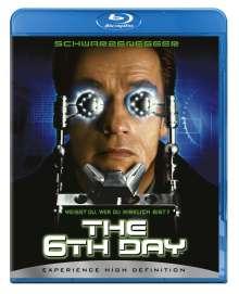 Sixth Day (Blu-ray), Blu-ray Disc