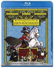 Die Abenteuer des Baron Münchhausen (Blu-ray), Blu-ray Disc