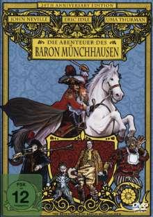 Die Abenteuer des Baron Münchhausen (Special Edition), 2 DVDs