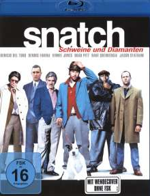Snatch (Blu-ray), Blu-ray Disc