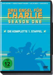 Drei Engel für Charlie Season 1, 6 DVDs