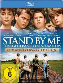 Stand by me - Das Geheimnis eines Sommers (Blu-ray), Blu-ray Disc