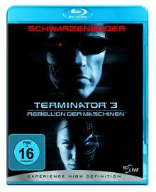 Terminator 3: Rebellion der Maschinen (Blu-ray), Blu-ray Disc