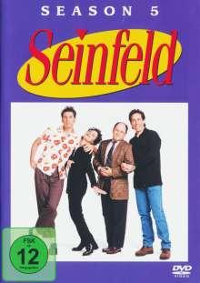 Seinfeld Season 5, 4 DVDs