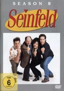 Seinfeld Season 8, 4 DVDs