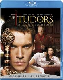 Die Tudors Season 1 (Blu-ray), 3 Blu-ray Discs