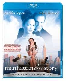 Manhattan Love Story (Blu-ray), Blu-ray Disc