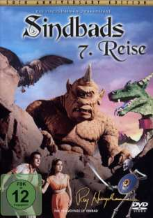 Sindbads 7. Reise (50th Anniversary Edition), DVD