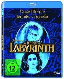 Labyrinth (Blu-ray), Blu-ray Disc