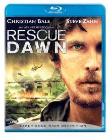 Rescue Dawn (Blu-ray), Blu-ray Disc
