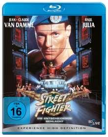 Street Fighter (Blu-ray), Blu-ray Disc