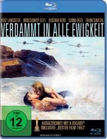 Verdammt in alle Ewigkeit (Blu-ray), Blu-ray Disc