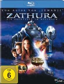 Zathura - Ein Abenteuer im Weltraum (Blu-ray), Blu-ray Disc