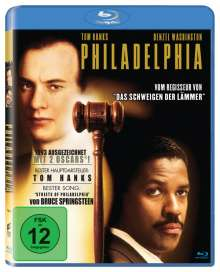 Philadelphia (Blu-ray), Blu-ray Disc