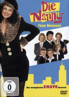 Die Nanny Season 1, 3 DVDs