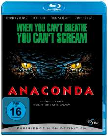 Anaconda (Blu-ray), Blu-ray Disc