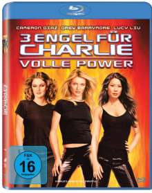 3 Engel für Charlie - Volle Power (Blu-ray), Blu-ray Disc