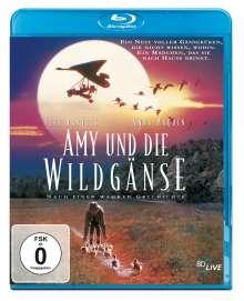 Amy und die Wildgänse (Blu-ray), Blu-ray Disc