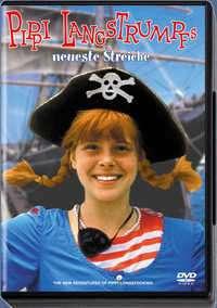 Pippi Langstrumpfs neueste Streiche, DVD