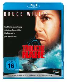 Tödliche Nähe (Blu-ray), Blu-ray Disc