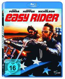 Easy Rider (Blu-ray), Blu-ray Disc