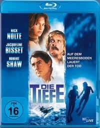 Die Tiefe (Blu-ray), Blu-ray Disc