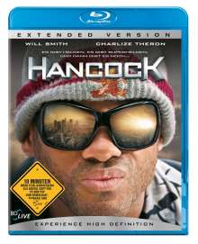 Hancock (Extended Version) (Blu-ray), Blu-ray Disc